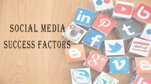 social media success factors for small businesses